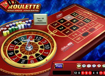 Правила игры в рулетку в казино, игровое поле рулетки
